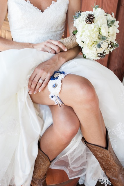 bigstock bride showing her cowboy boots 103173329   kristi